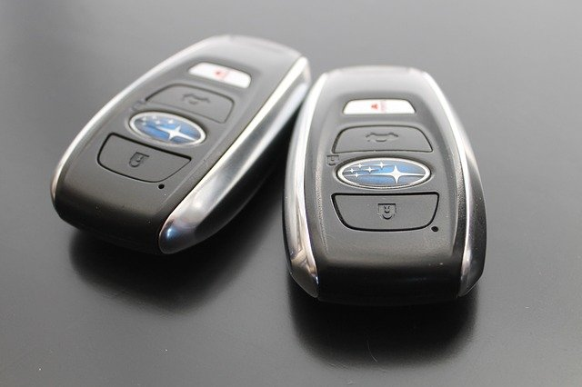 Electronic Key Cloning for Spare Subaru Outback, Leamington Spa